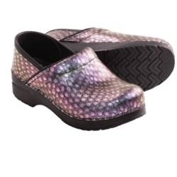 Dansko Professional Clogs - Leather (For Women)