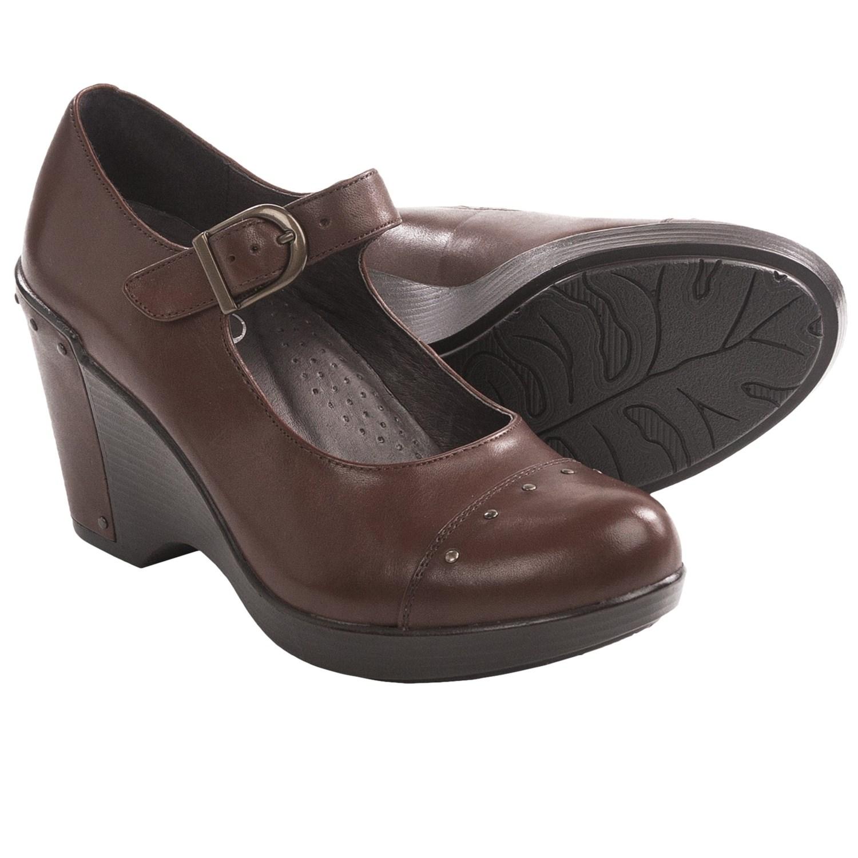 Dansko Leather Shoes