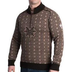 Dale of Norway Nansen Sweater - Zip Neck (For Men)