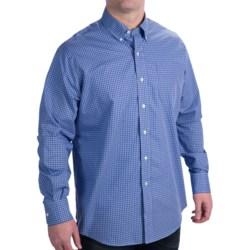 Fairway & Greene Gingham Check Shirt - Long Sleeve (For Men)