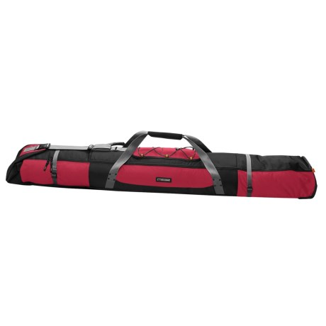 High Sierra Wheeled Ski Bag - Double Expandable