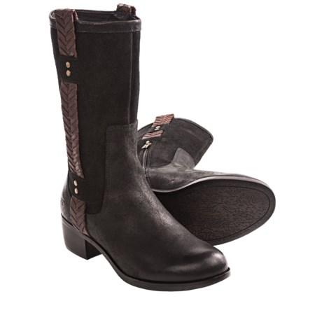 UGG® Australia Jaspan Boots - Leather (For Women)