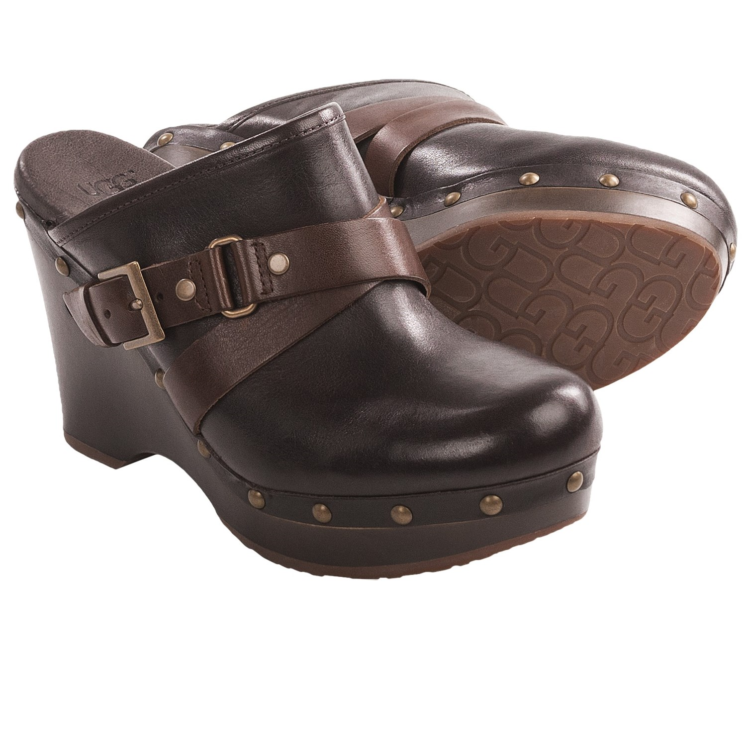 how to make leather clogs