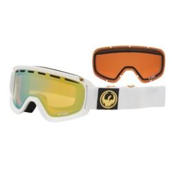 Dragon Alliance 2013 D2 Snowsport Goggles - Ionized, Interchangeable Lens