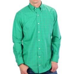 Fairway & Greene Ocean Reef Tattersall Shirt - Button-Up, Long Sleeve (For Men)