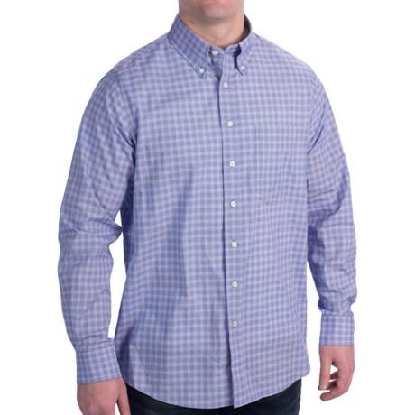 Fairway & Greene Bermuda Poplin Shirt - Button-Up, Long Sleeve (For Men)