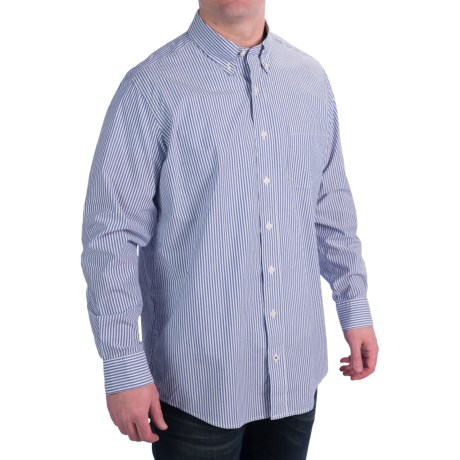 Fairway & Greene Mini-Stripe Shirt - Button-Up, Long Sleeve (For Men)