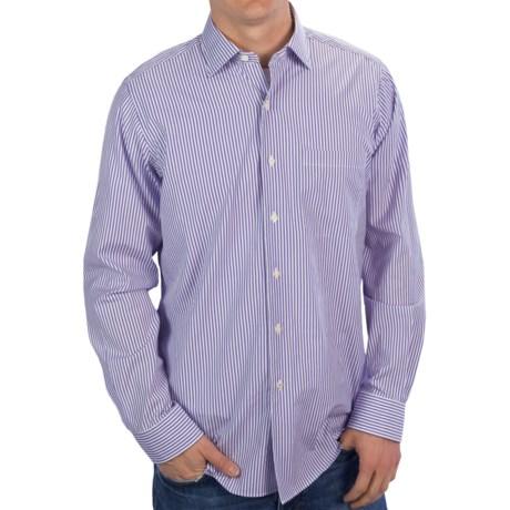 Fairway & Greene Stripe Sport Shirt - Long Sleeve (For Men)