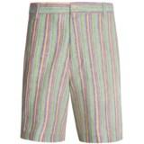 Charleston Khakis Linen Shorts (For Men)