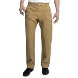 Roscoe Outdoor Bolder Pants - Organic Cotton-Hemp (For Men)
