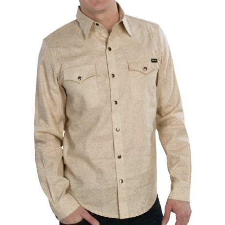 Roscoe Outdoor Gus Shirt - Hemp-Organic Cotton, Long Sleeve (For Men)