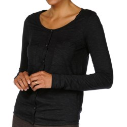 Horny Toad Heartstring Shirt - Scoop Neck, Long Sleeve (For Women)