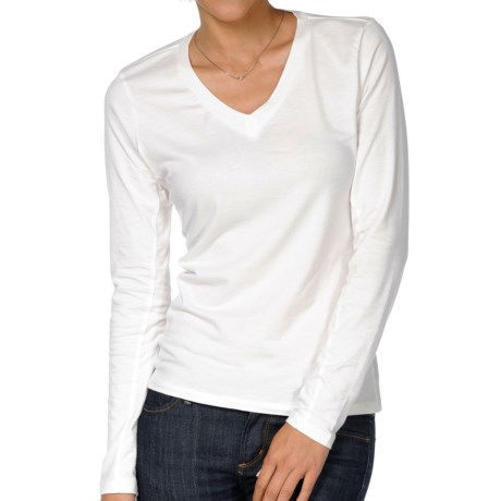 Toad&Co Horny Toad Gimlet T-Shirt - Organic Cotton-TENCEL®, Long Sleeve (For Women)