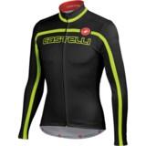 Castelli Velocissimo Team Jersey - Full Zip, Long Sleeve (For Men)