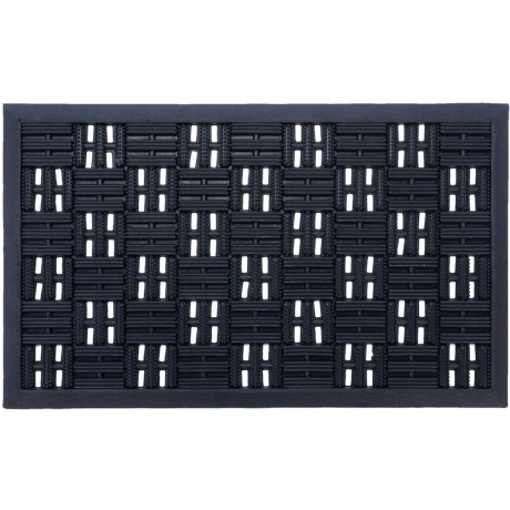 Entryways Recycled Rubber Door Mat