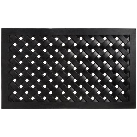 entryways recycled rubber door mat - Rubber Door Mat