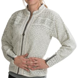 Dale of Norway Harmony Cardigan Jacket - Merino Wool (For Women)