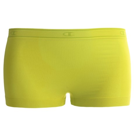 Champion Fitness Seamless Panties - Boy Shorts (For Women)