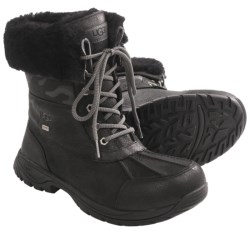 UGG® Australia Butte Camo Boots - Waterproof, Insulated, Shearling Lining (For Men)
