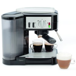 Capresso Cafe Pump Espresso Machine