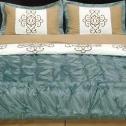 Commonwealth Home Fashions Westfield Comforter Set - Queen, 4-Piece
