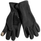 Grand Sierra Fleece Gloves - Touchscreen Compatible (For Women)