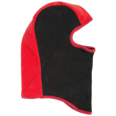 Grand Sierra Color-Block Fleece Balaclava (For Little Boys)