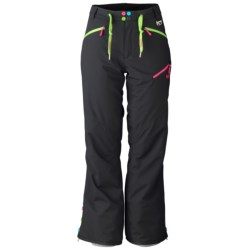 Marker Heiress Pants - Waterproof, Insulated (For Women)