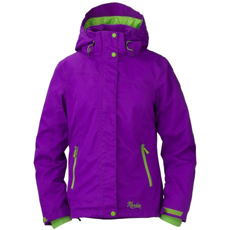 Marker Laura Jacket - Waterproof, Insulated (For Women)
