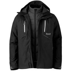Marker Terrain Jacket - Waterproof, Insulated, 3-in-1 (For Men)
