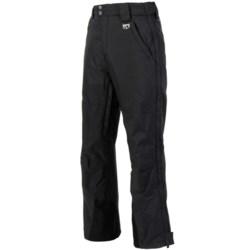 Marker Pop Side-Zip Shell Pants - Waterproof (For Men)
