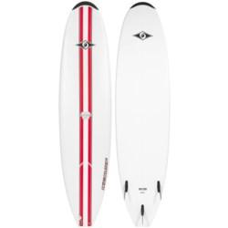 """BIC Sport Mini Malibu Classic Surfboard - 7'3"""""""