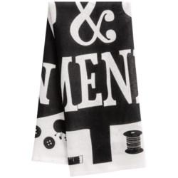 "Danica Studio Printed Cotton Dish Towel - 20x30"""