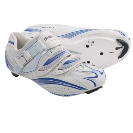 Shimano SH-WR61 Road Cycling Shoes - 3-Hole (For Women)
