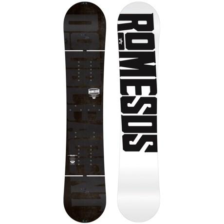 Rome Double Agent Splitboard Snowboard
