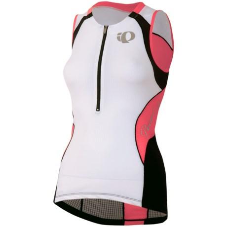 Pearl Izumi ELITE In-R-Cool® Tri Jersey - UPF 50+, Sleeveless (For Women)