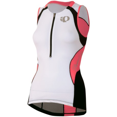 Pearl Izumi ELITE In-R-Cool® Tri Jersey - UPF 50+, Sleeveless (For Women)