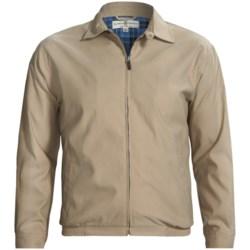 Fairway & Greene Barnes Microfiber Golf Jacket (For Men)