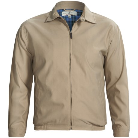 Fairway & Greene Barnes Microfiber Golf Jacket (For Men)