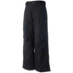 Obermeyer Rail Yard Snow Pants (For Boys)