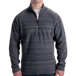 Hot Chillys Playa Fleece Pullover - Zip Neck, Long Sleeve (For Men)