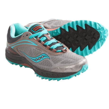 Saucony ProGrid Peregrine 3 Trail Running Shoes (For Women)