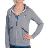 Burton Lark Hoodie - Full Zip (For Women)