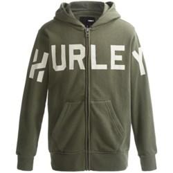Hurley Stadium Hoodie (For Boys)