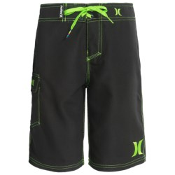 Hurley One and Only Boardshorts - Recycled Materials (For Boys)