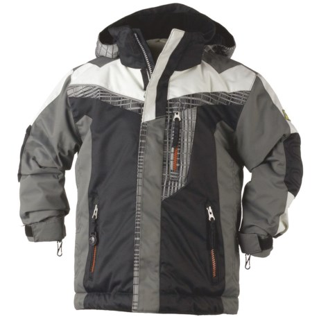 Obermeyer Giant Slalom Jacket - Insulated (For Little Boys)