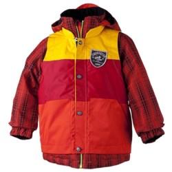 Obermeyer Slopestyle Jacket - Insulated (For Little Boys)