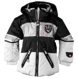 Obermeyer Posh Jacket - Insulated (For Little Girls)