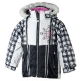 Obermeyer Sunrise Jacket - Insulated (For Little Girls)