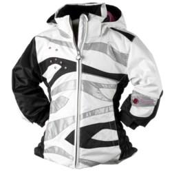 Obermeyer Kismet Jacket - Insulated (For Little Girls)